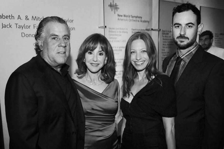 Alan, Diane, Jessica & Nathan Lieberman