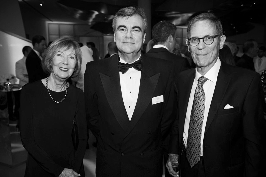 Bobbi Litt, John Kieser, Richard Litt