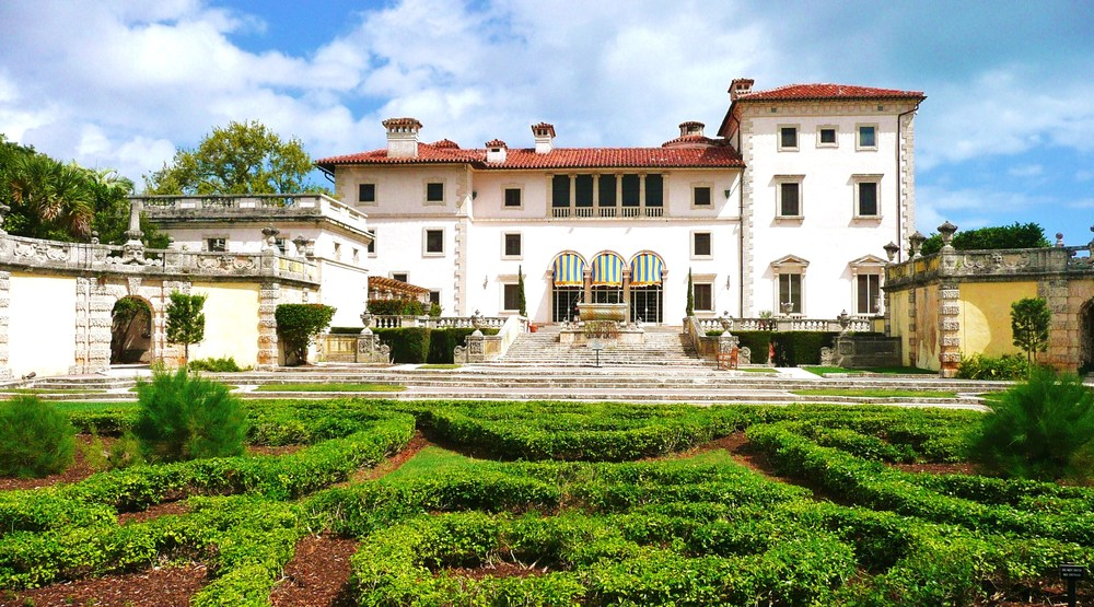 VIZCAYA MUSEUM AND GARDENS — Thierry Isambert Culinary & Event Design