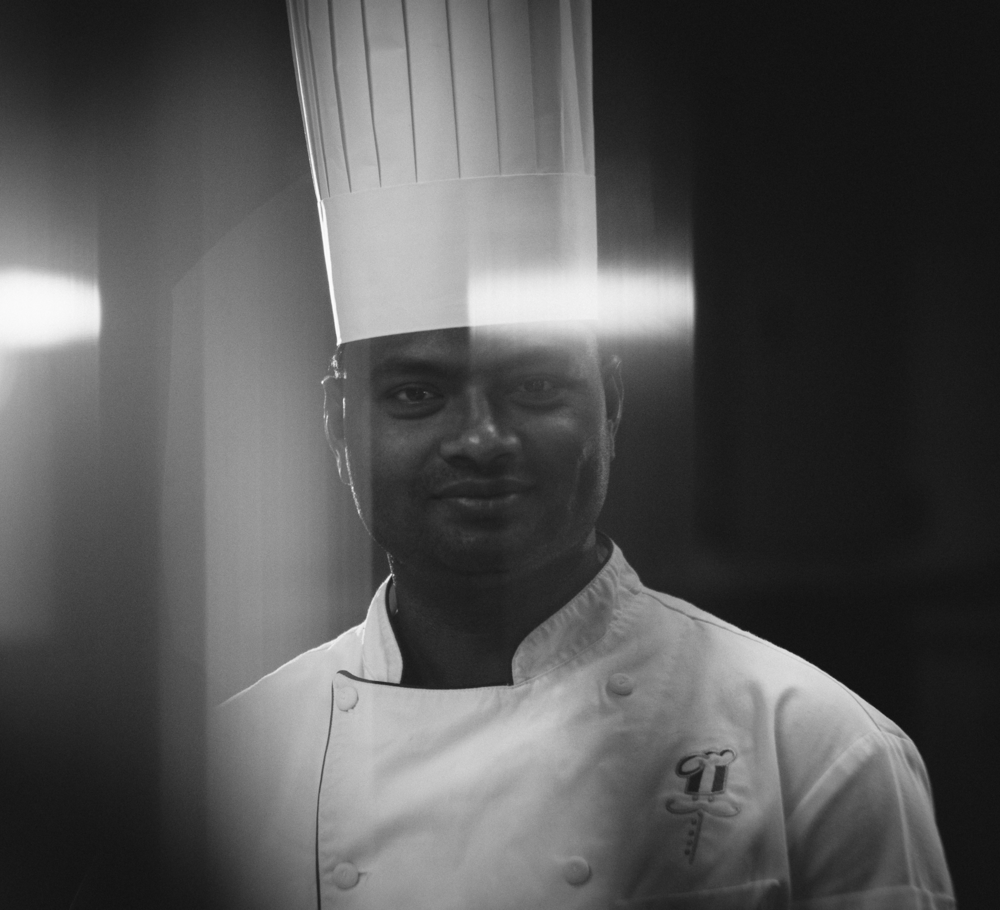 Chef Anthoni Doss Ramesh