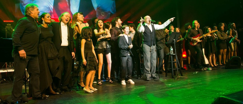 Phil & Orianne Collins' Little Dreams Foundation Benefit Gala at The Fillmore | Photo: Magical Photos
