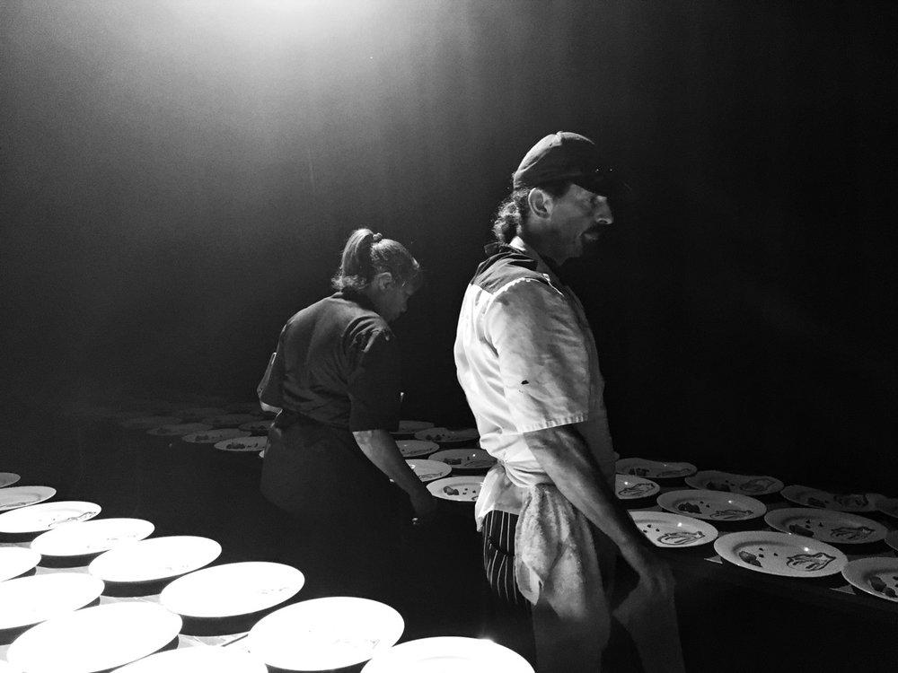 Chef Patissier: Bruno Legros