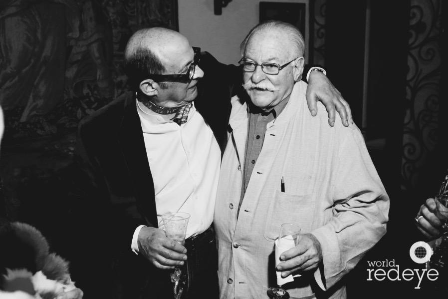 Marvin Ross Friedman; Micky Wolfson