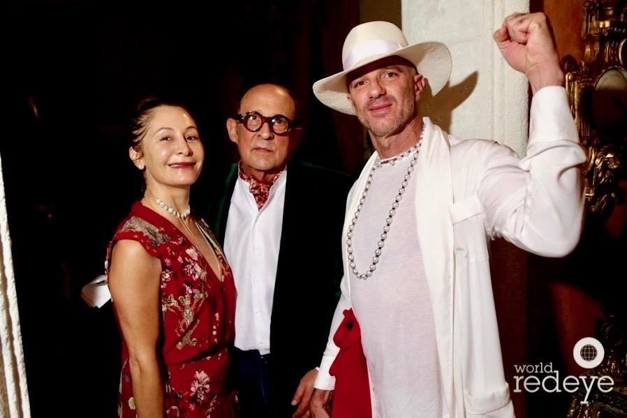 Ximena Caminos; Marvin Ross Friedman; Alan Faena