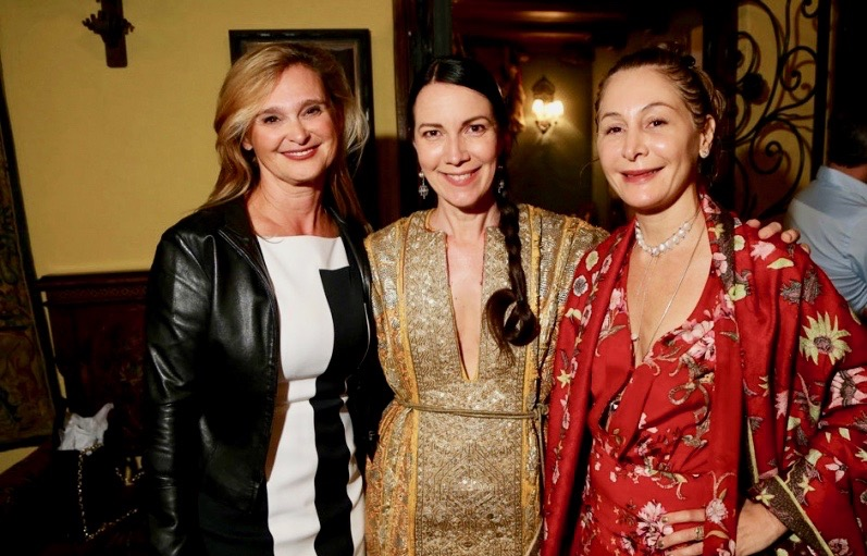 Claudia Omsky; Adrienne Bon Haes; Ximena Caminos