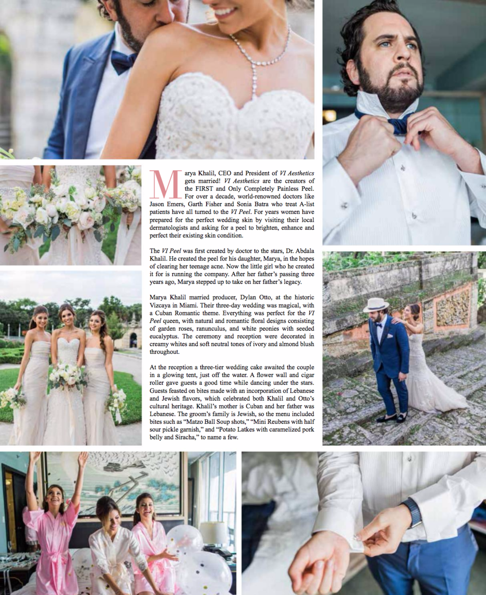 CVLUX MAG | EDITORIAL | MARYA & DYLAN\'S WEDDING — Thierry Isambert ...