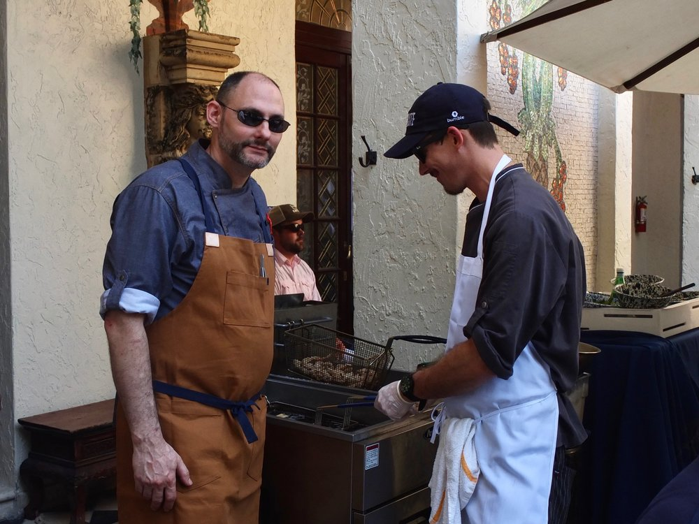 Chef Michael Finizia (TIC&ED)