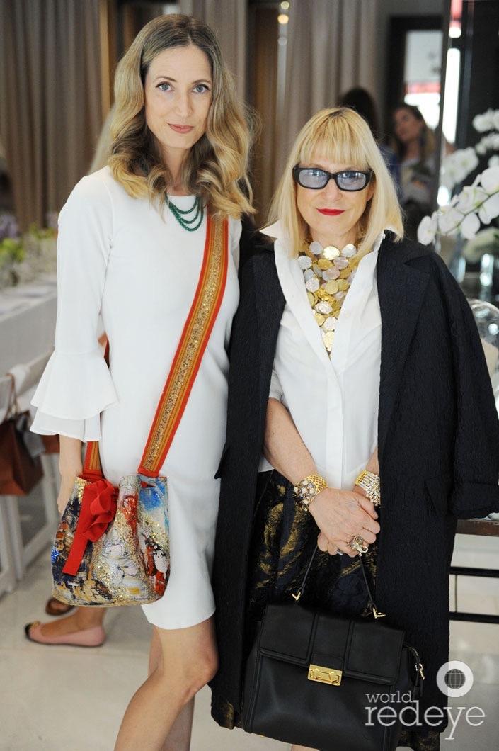 Hadley Henriette & Elysze Held