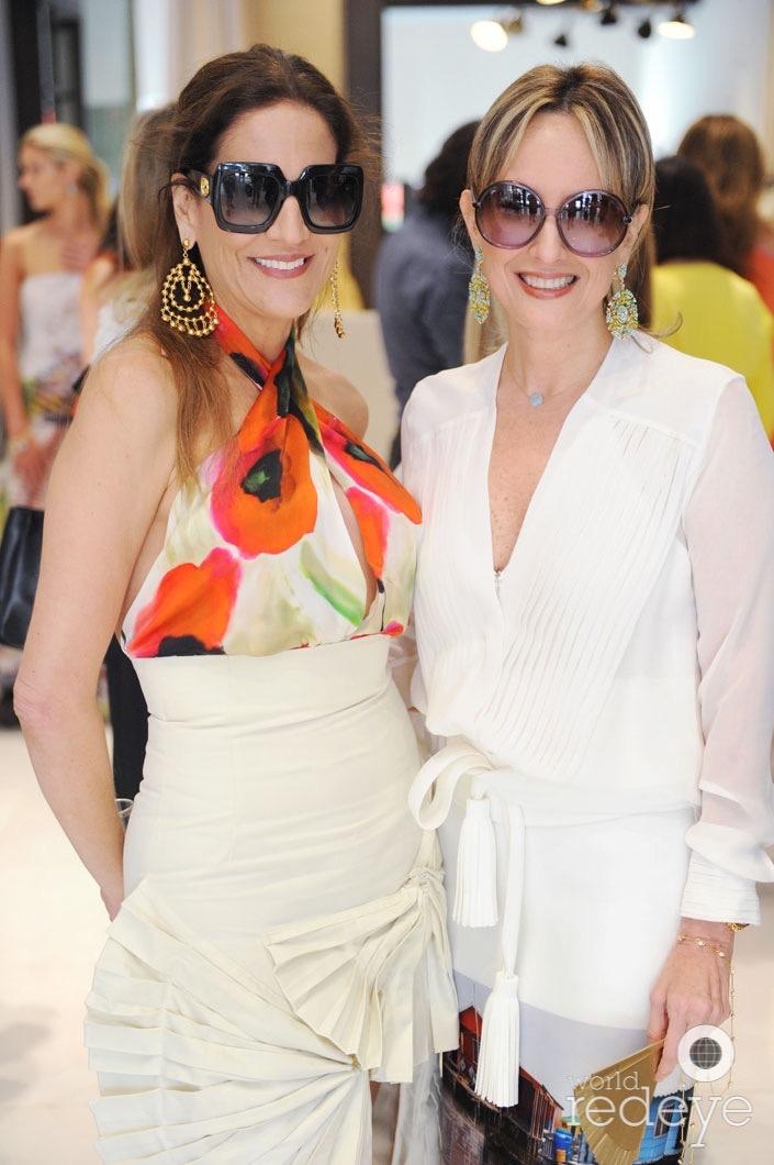 Katalina Bernal & Silvia Tcherassi