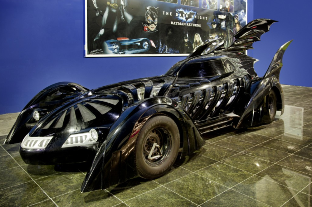 - BATMAN ROOMFeaturing vehicles from the 1960s TV show and the Batman movie franchise.[Capacity: 50 - 200]