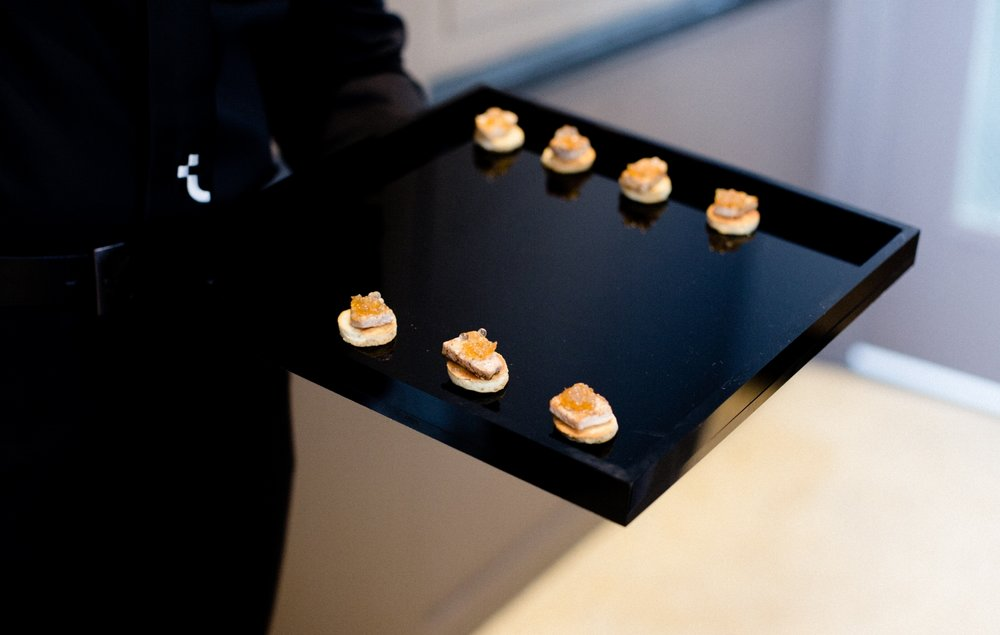 Thierry Isambert Hors D'oeuvres - Dior Homme Dinner at The Webster.jpg