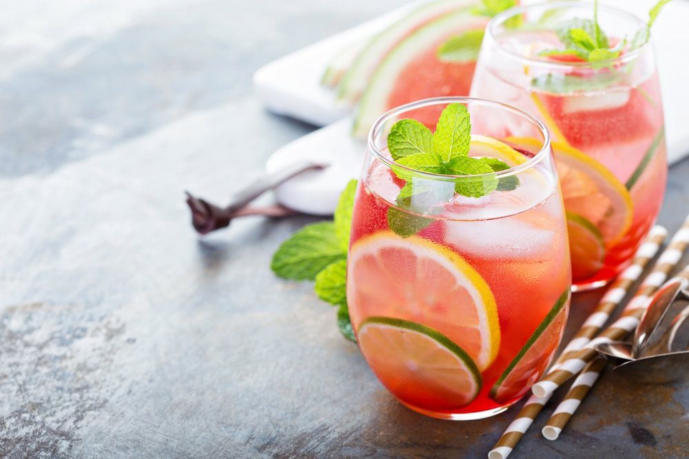 Watermelon Cooler -