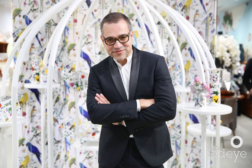Sacha Walckhoff, Creative Director of the House of Christian Lacroix