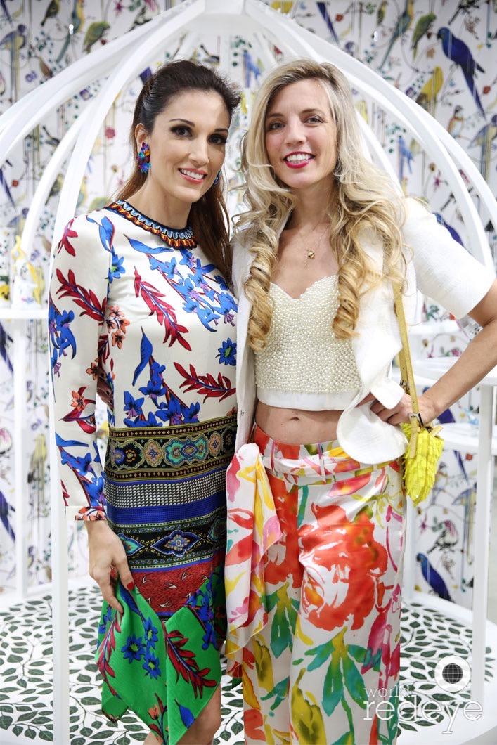 Kim Caceres & Dana Rhoden