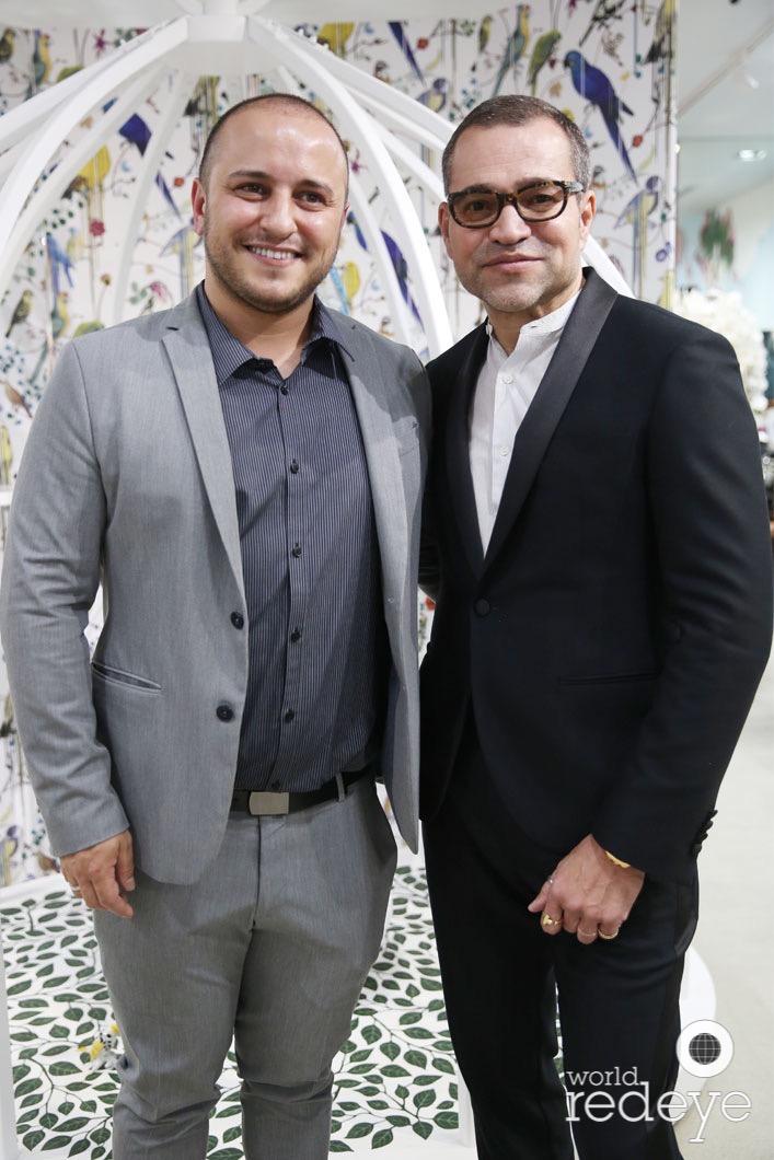 Daniel Silva & Sacha Walckhoff