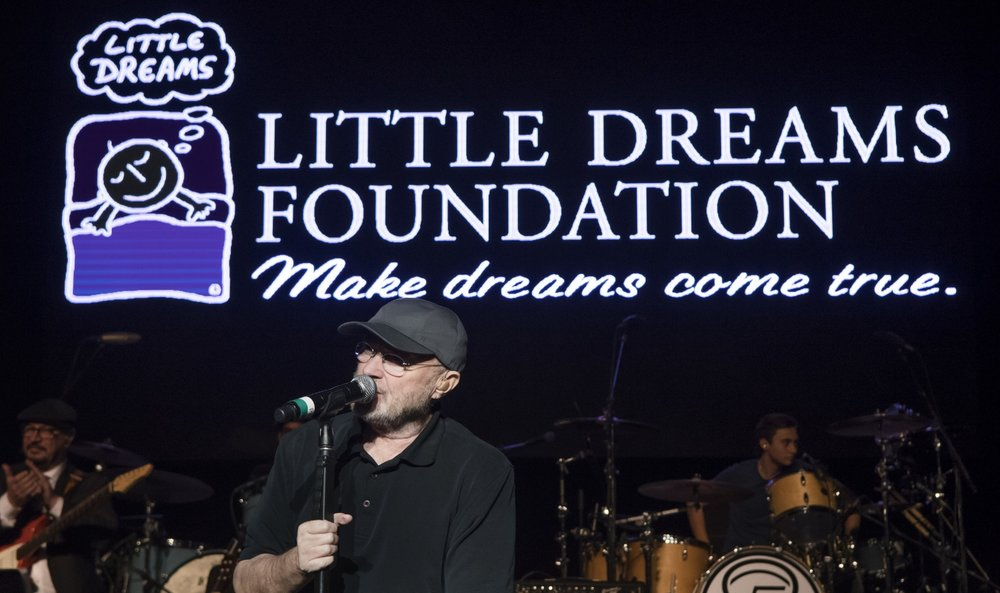 For information about the Little Dreams Foundation and how you can get involved, please  CLICK HERE.