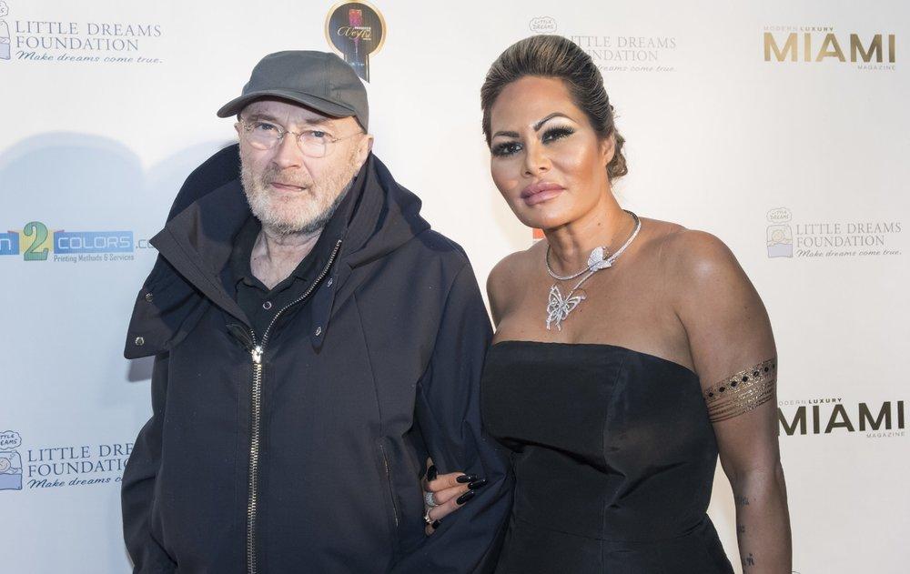 Phil & Orianne Collins - LDF Miami Gala.JPG