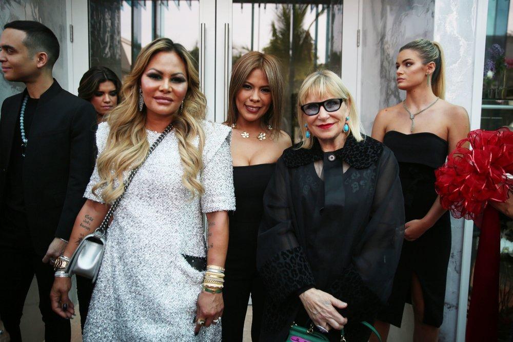 Orianne Collins, Yanina Torres, Elysze Held