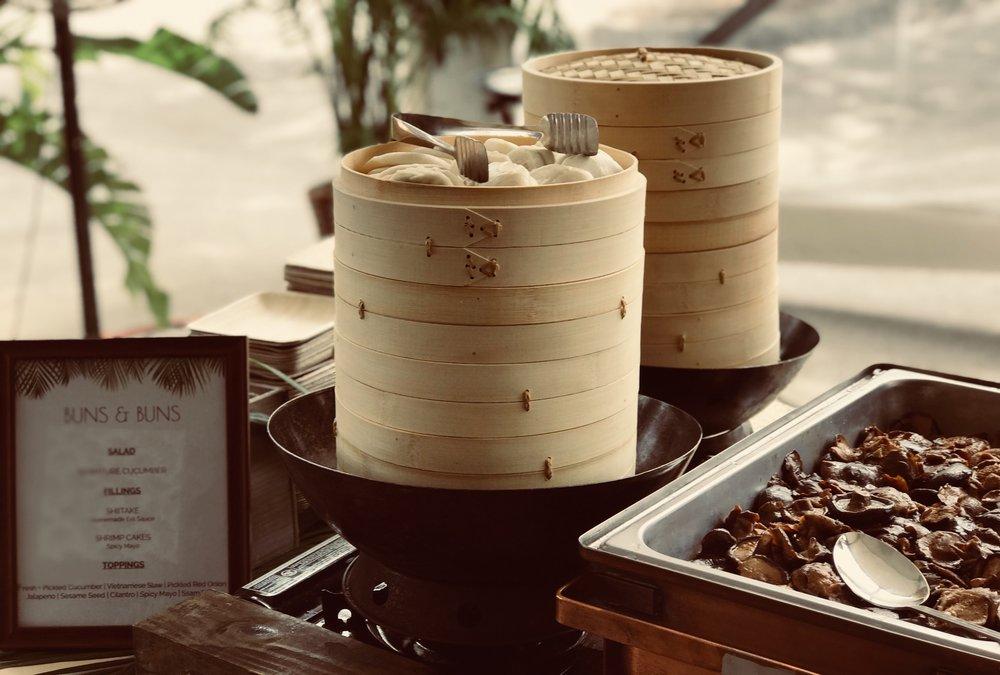 BUNS & BUNS -[Vietnamese Bán Mì Sandwiches]