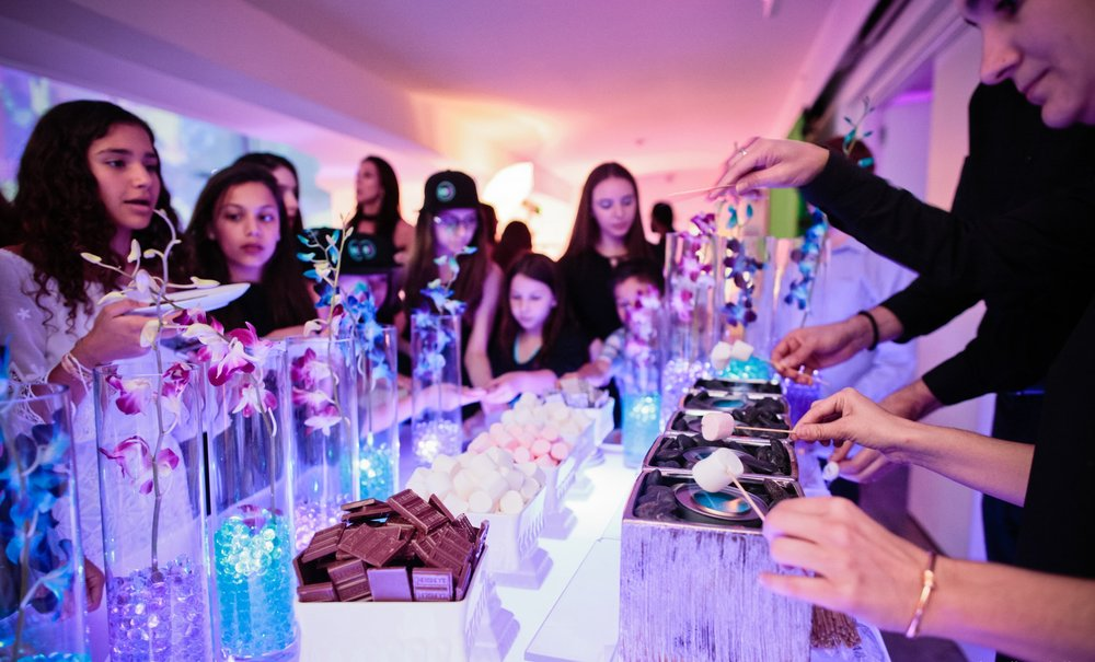 S'Mores Station -