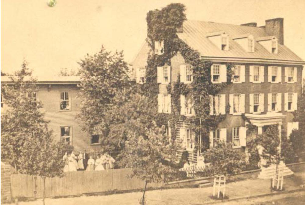 David Sheppard House