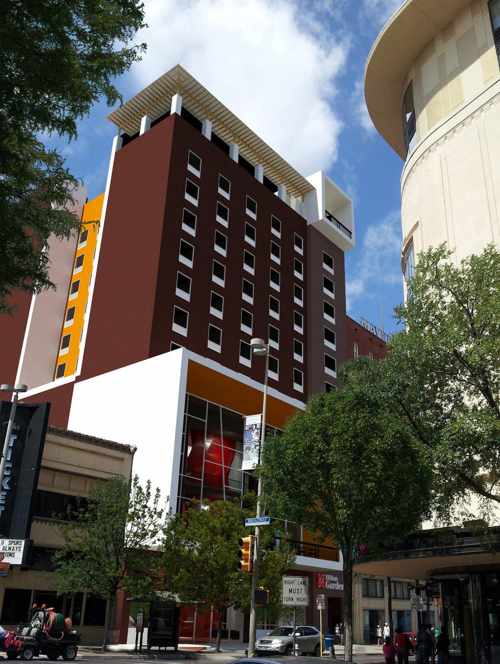 Hilton Garden Inn & Suites
