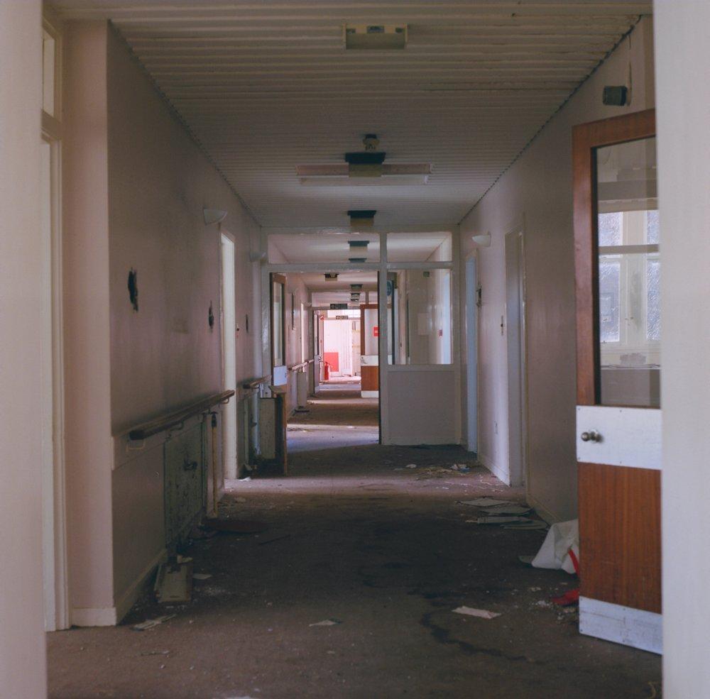 Abandoned Ward