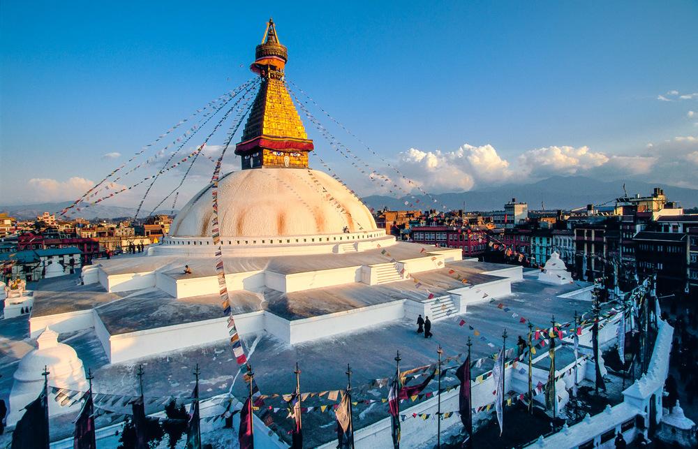 Bodnath, Nepal