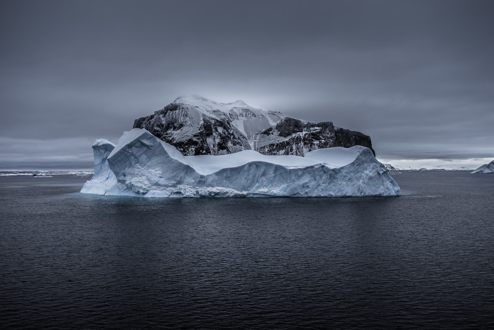 """The Majestic"", Antarctica"