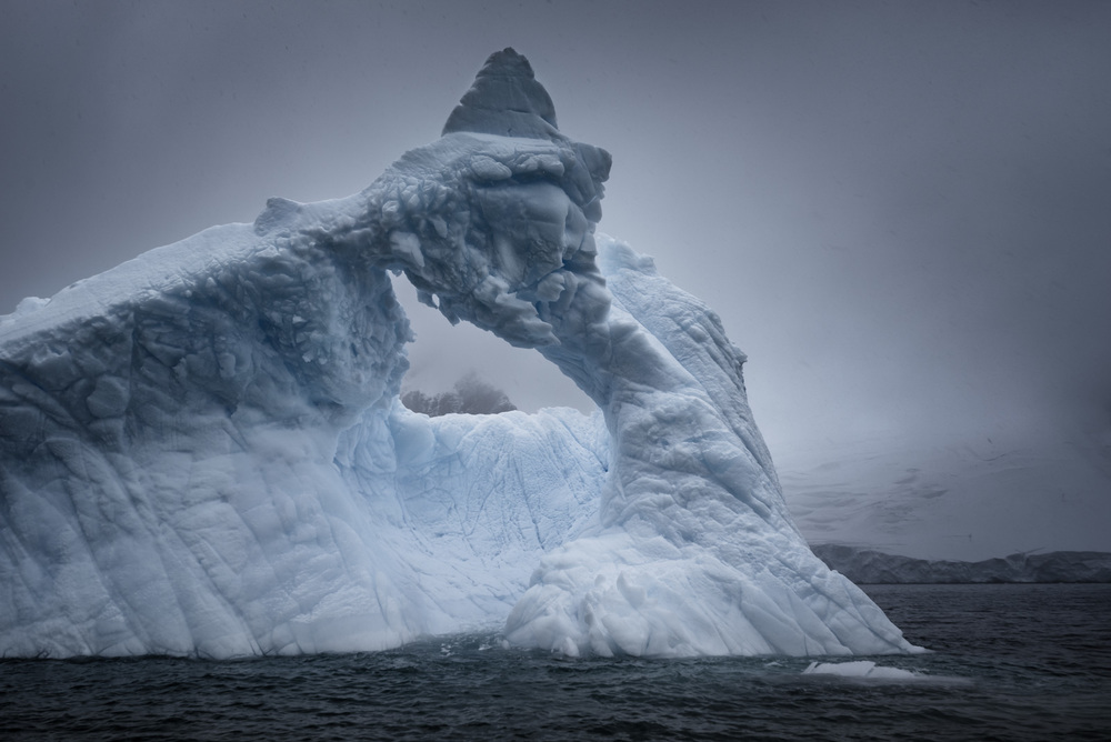 """Misty Eye"", Antarctica"