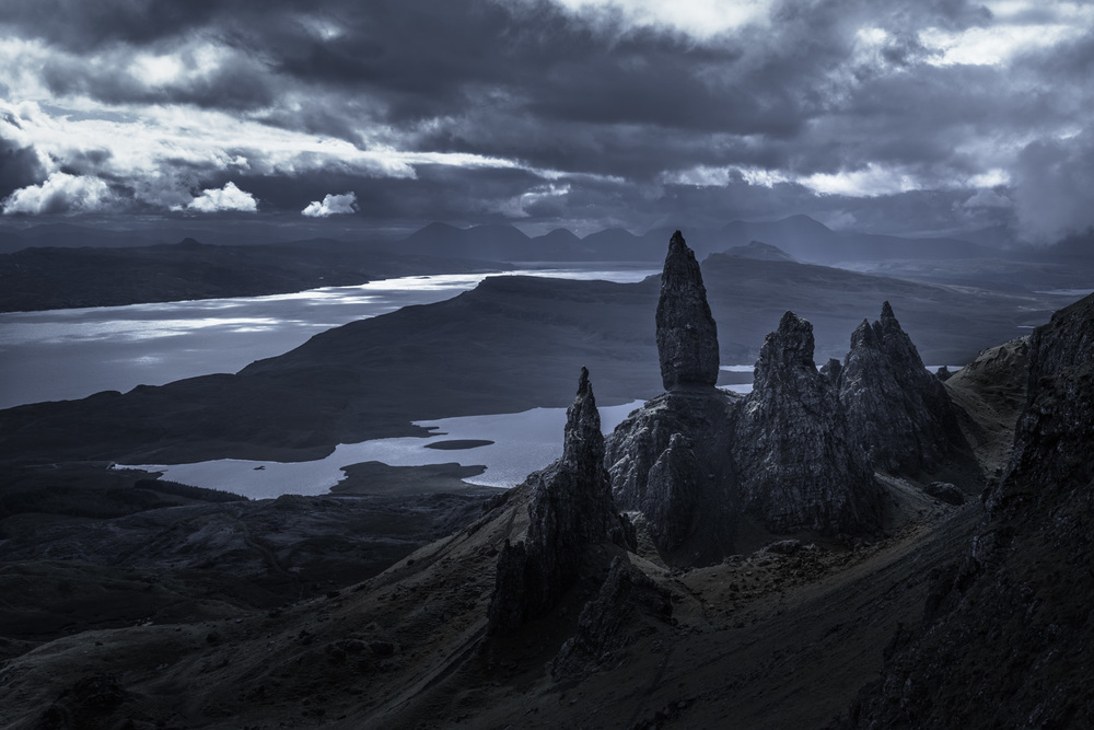 """The Old Man of Storr"", Scotland"