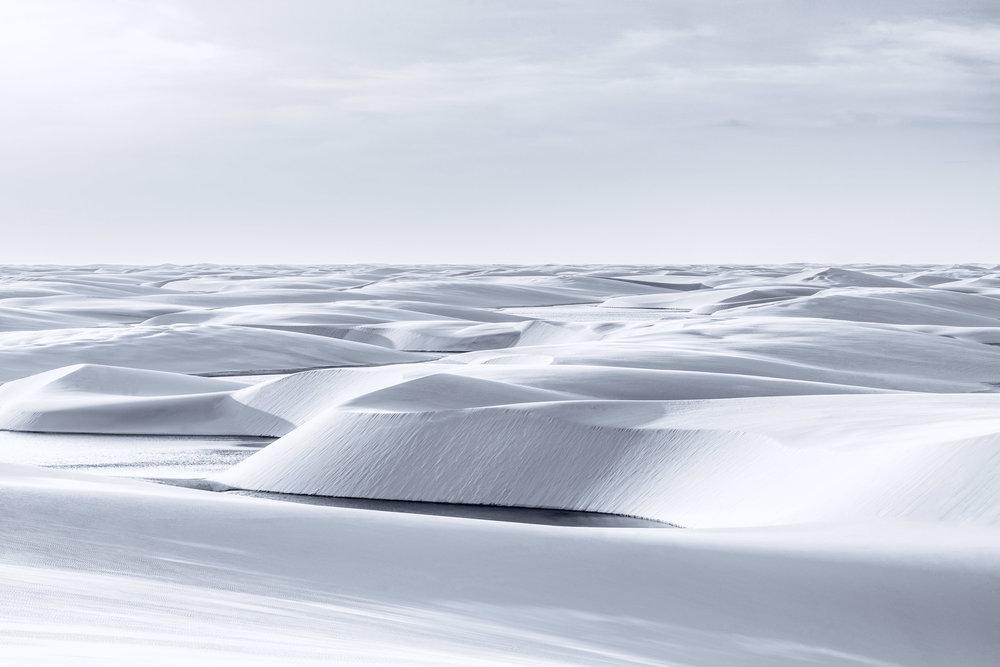 """Sea of Sand"", Brazil"