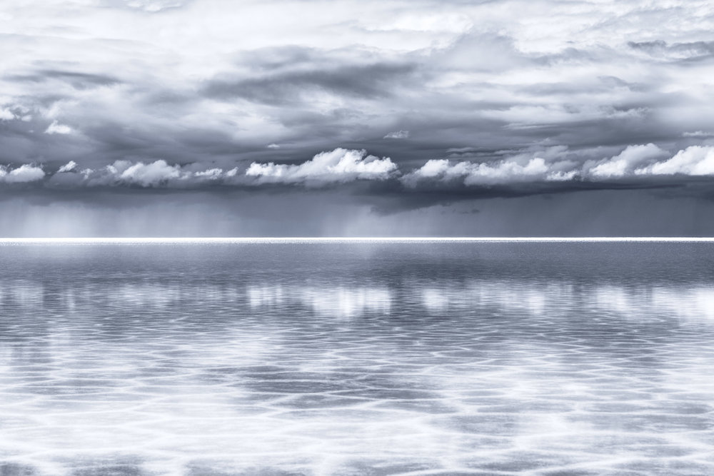 """""""White Line"""", Bolivia"""