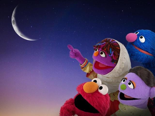 Image courtesy of Sesame Street