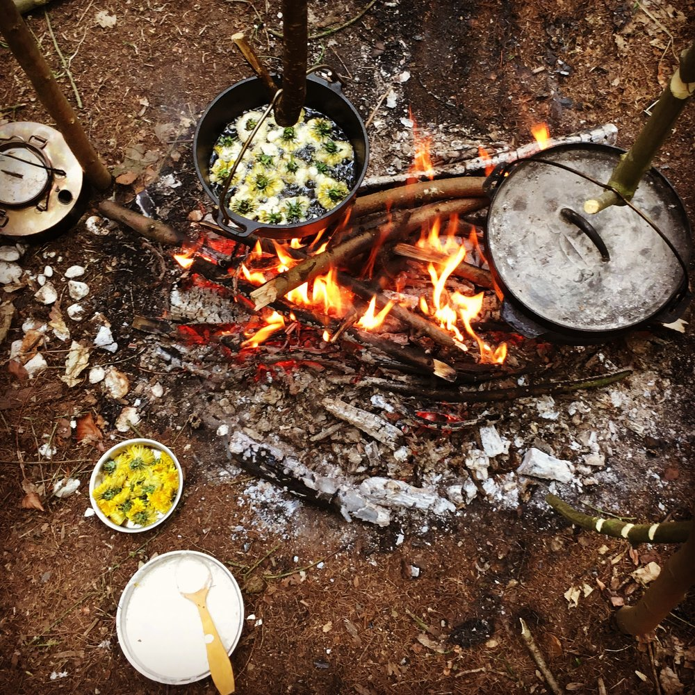 The ability to cook a good campfire meal will endear you to all those you travel with, and we'll show you how to make excellent meals on the trail.