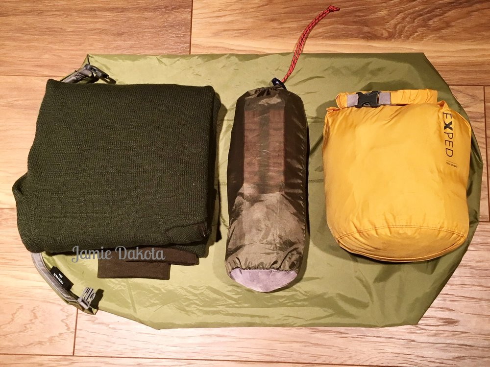 canoe ditch kit survival
