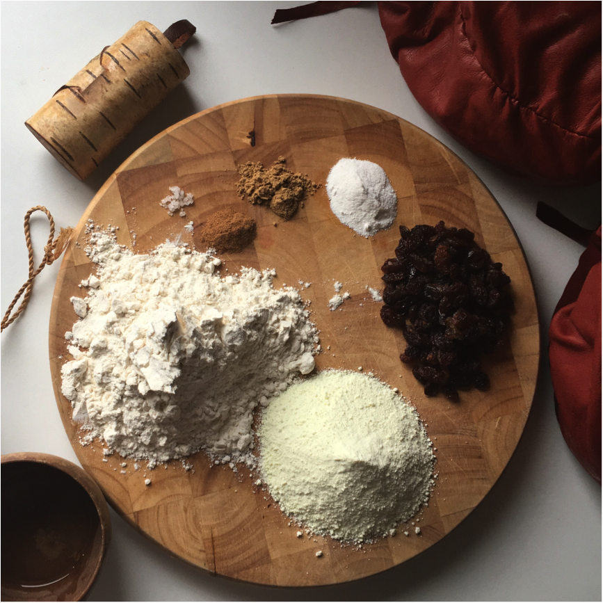 bannock ingredients
