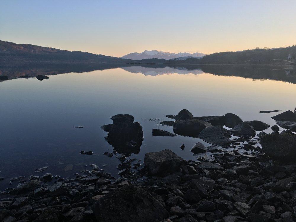 - Loch Awe