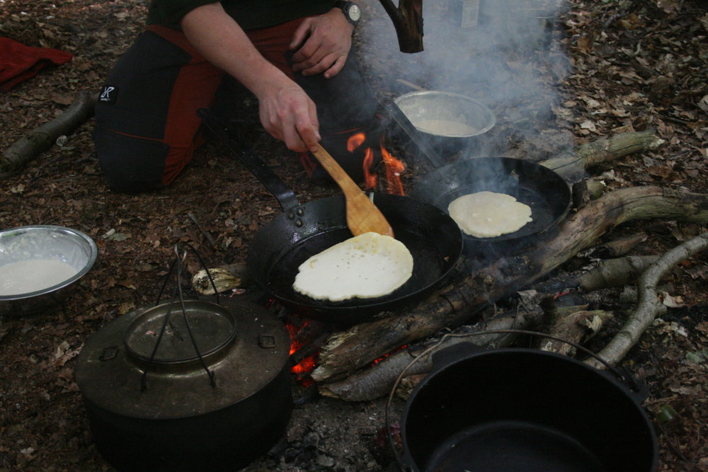 Campfire Cooking -