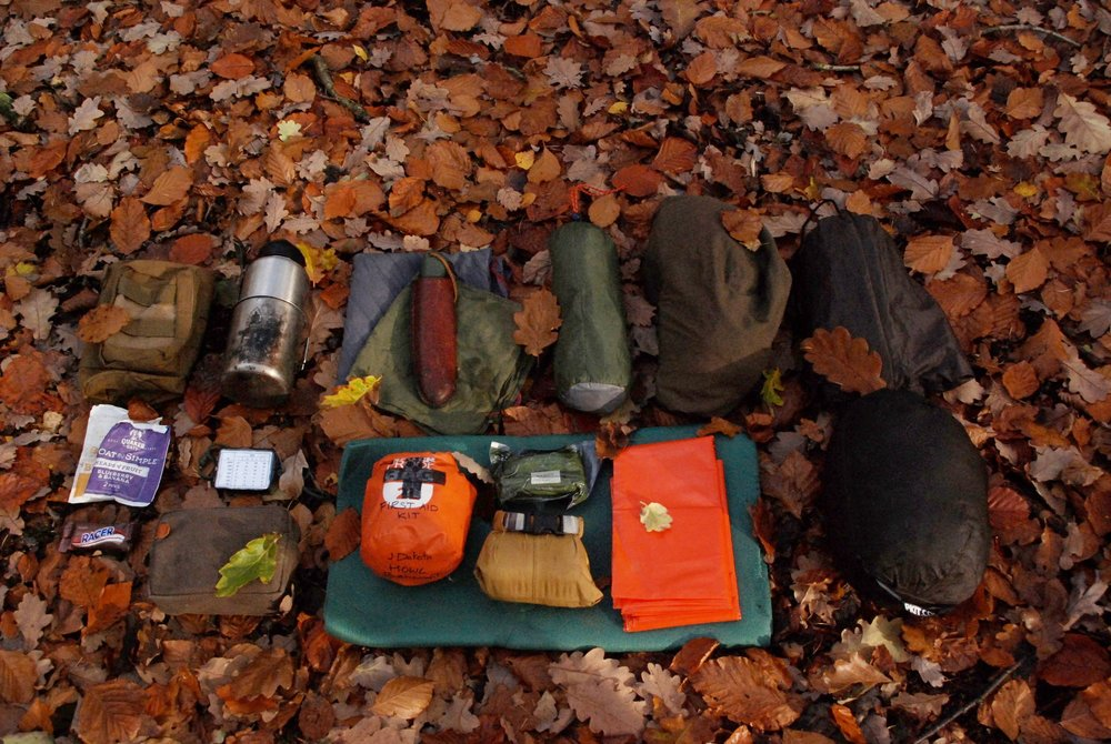 what to pack in a day sack