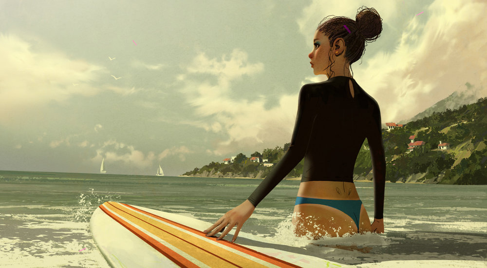 seongmin-park-surfer-girl by Seongmin Park.jpg