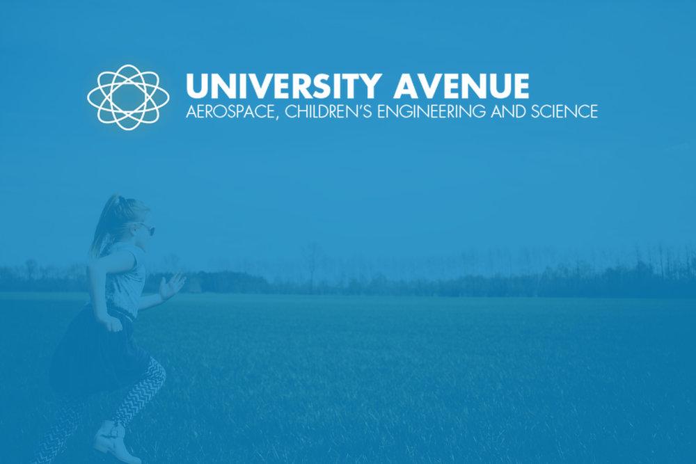former university avenue logo