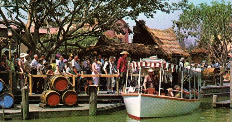 Photo credit:http://rebloggy.com/post/disney-vintage-disneyland-walt-disney-1963-adventureland-my-scan-vintage-disney/106543106620