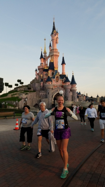 The runDisney Cover Photo!