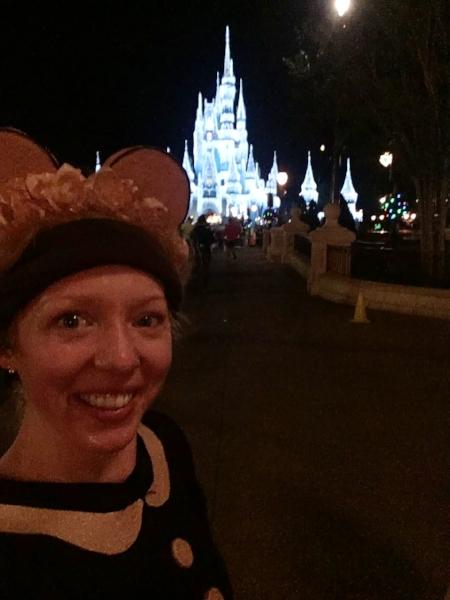 Obligatory castle selfie!