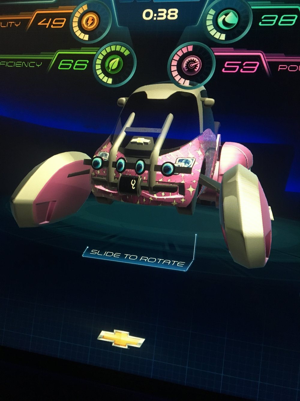 The Crab Car We Made At Test Track!