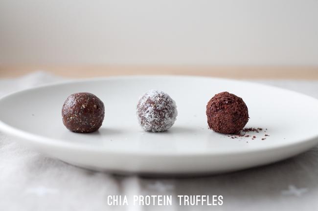 Chia Protein Truffles Matchbox Kitchen