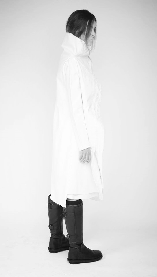 """LoveGeometry"" (2014), square coatA"