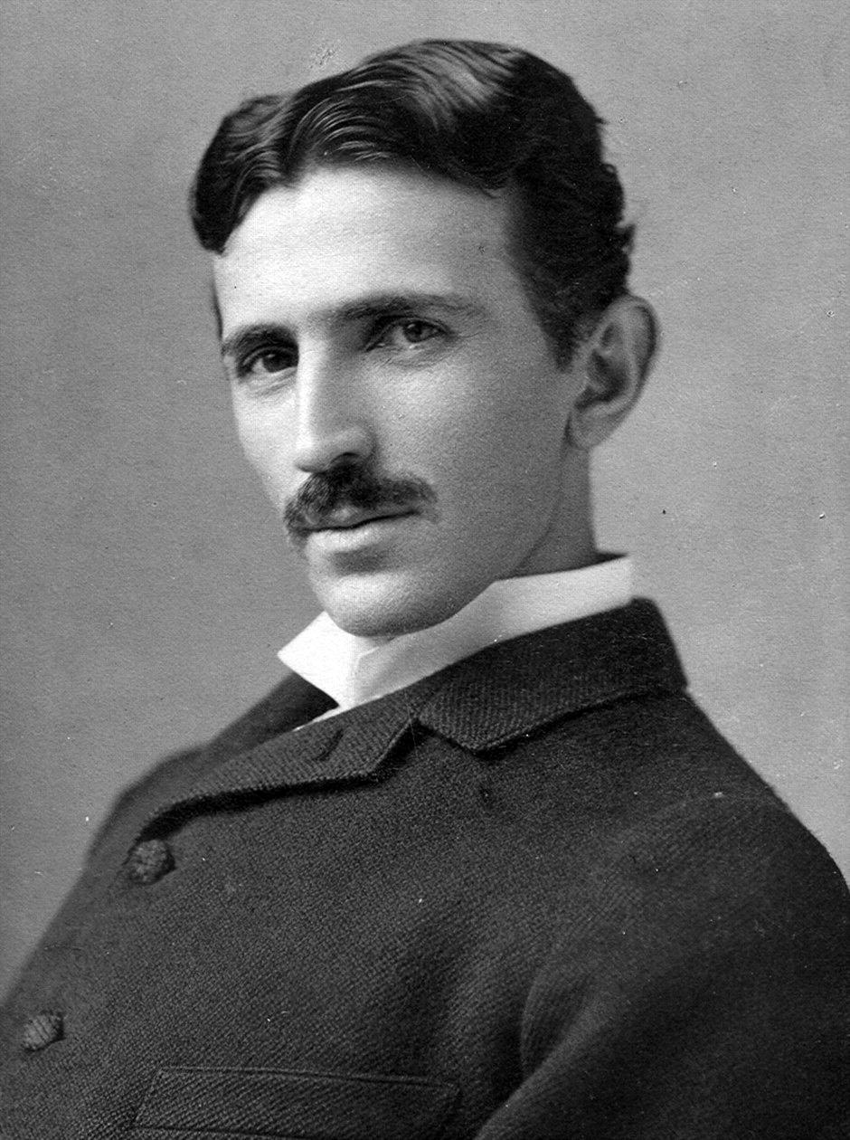 Nicholai Tesla (1856-1943)