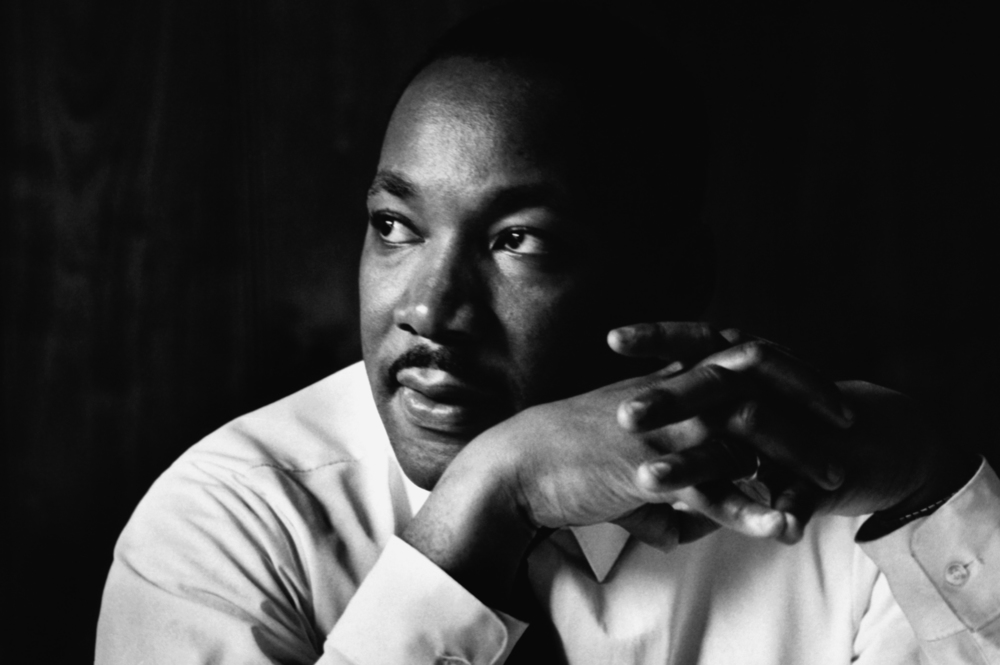 Martin Luther King, Jr. (1929-1968)